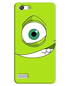 FurnishFantasy Mobile Back Cover for Oppo Neo 7 (Product ID - 0035)