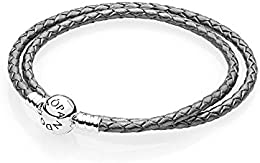 pandora armband leder 41 cm