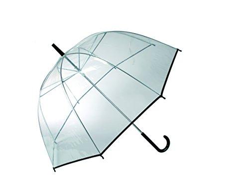61/1932 Regenschirm Regenhülle, Schwarz