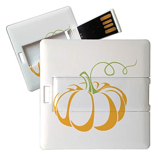 Drive USB Kollektion #Halloween_A#4/8/16 Gb Cubo Card_4 GB Halloween-Zucca_2 ()