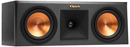Klipsch RP-250C Center-Lautsprecher, Farbe: schwarz