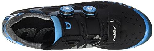 Catlike Whisper MTB 2016, Scarpe da Mountainbike Unisex – Adulto blu, nero