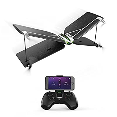 Parrot Swing Quadcopter & Plane minidrone with Flypad controller from PARROT