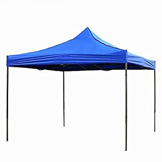 Carport Party Zelt Innovationen Leichtes Und Tragbares Baldachin Zelt CARPORT GAZEBOS, Blau, 10 Von 10-FUß (Blau)