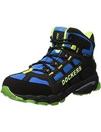 Dockers by Gerli 43dd701, Zapatos de High Rise Senderismo Unisex niños