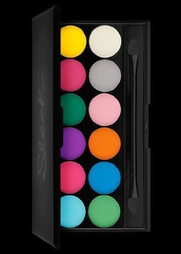 Sleek MakeUp i Divine Palette d'ombres à paupières