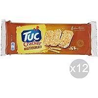 Set 12 SAIWA Tuc Crackers Gr195 4.000.738 Snack- Und Salzige Knabbereien Mehrkorn preisvergleich bei billige-tabletten.eu