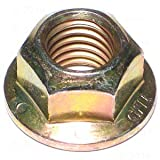 "Hard-to-Find Fastener 014973271862 Flange Nuts None Serrated (25 Piece), 5/8-11"""