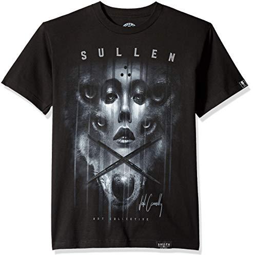Sullen Men's Jack Connolly T Shirt Black XL