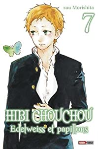 Hibi Chouchou - Edelweiss & Papillons Edition simple Tome 7