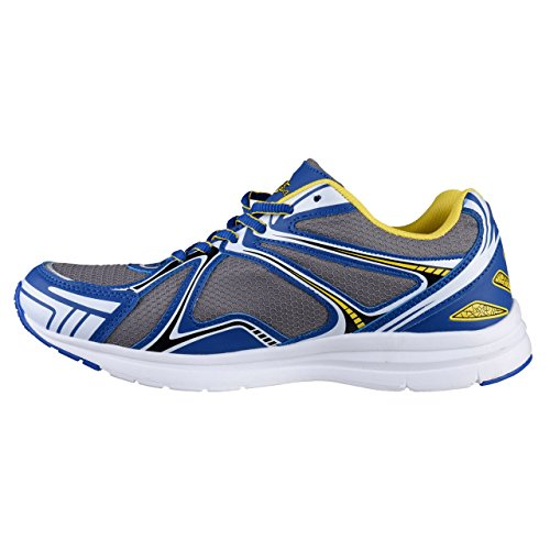 HSM , Chaussures de course pour homme Silber/Multi