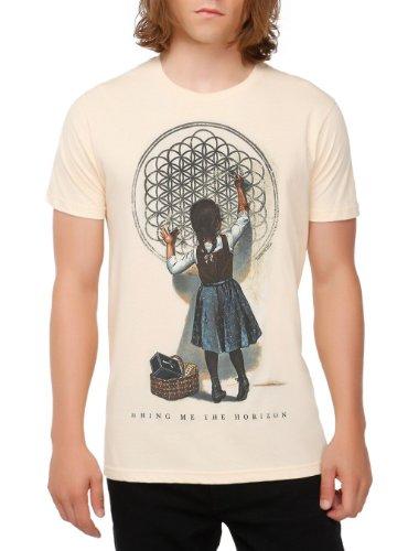 Bring Me The Horizon-T-Shirt, Chalk