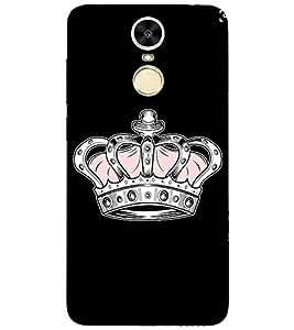 For Huawei Enjoy 6 beautiful icon ( beautiful icon, icon, taj, black background ) Printed Designer Back Case Cover By FashionCops