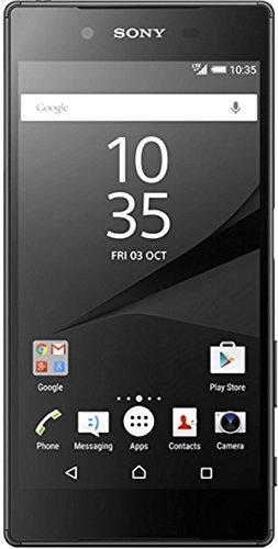 Sony Xperia_Z5 Smartphone, 32 GB, Marchio TIM, Nero [Italia]