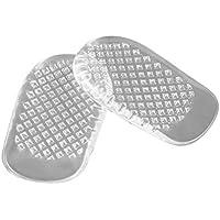 healifty 1Paar Tassen für Gel Silikon Ferse für den Ferse Kissen für Schmerzlinderung für Plantarfasziitis Sporen... preisvergleich bei billige-tabletten.eu