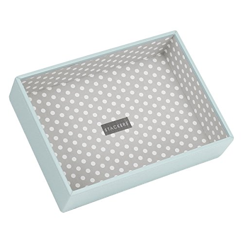stackers-classic-size-duck-egg-blue-deep-open-section-stacker-jewellery-box-with-grey-polkadot-linin