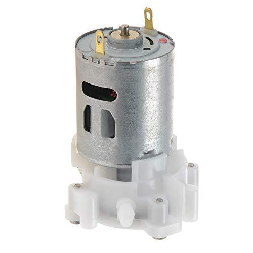 Uotyle DC 3-6V Wasserpumpen Elektrische Micro-Spray Pumpe Motor RS-360SH 1 Stück -