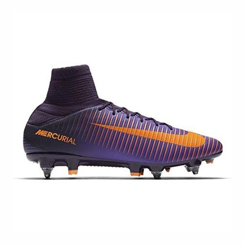 Nike  831962-585, Herren Fußballschuhe violett 43 EU