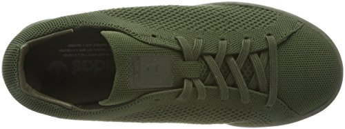 adidas Stan Smith PK, Scarpe Sportive Unisex - Adulto Grigio (Night Cargo)