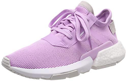 adidas Damen Pod-s3.1 W Fitnessschuhe, Violett Lilcla/Tinorc 000, 41 1/3 EU (Schuhe Lila Adidas-womens)