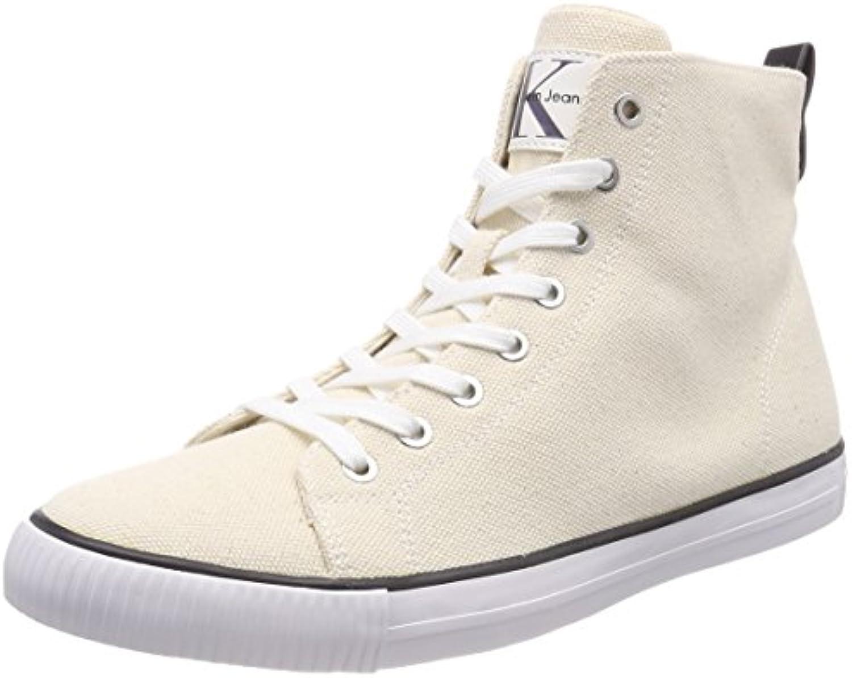 Calvin Klein Jeans Arthur Heavy Canvas, Zapatillas Altas para Hombre