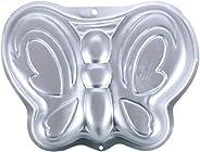 Rolex Aluminium Cake Mould Pans Butterfly Big 1.5-2 Kg. Cake