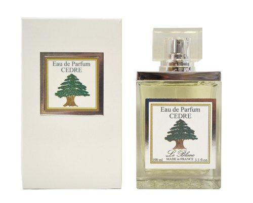 Le Blanc P07 Eau de Parfum pour le Corps Cèdre 100 ml