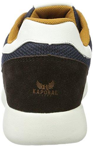 Kaporal Kafka, Baskets Basses Homme Bleu (Marine)