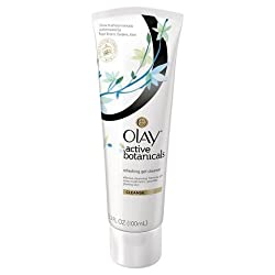 Olay Active Botanicals Refreshing Gel Cleanser, 3.3 Fl Oz