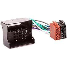 CARAV 12–004adaptador de radio ISO para BMW, Land Rover y Rover, Mini alambre cableado arnés conector plomo Loom Cable adaptador de enchufe de estéreo