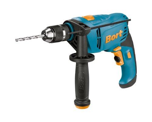 Bort BSM-900U-Q  Semiprofessionelle Schlagbohrmaschine 900 Watt mit Metall-Schnellspannbohrfutter