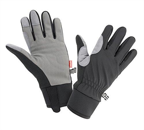 Spiro - Gants - Homme Noir - Black/ Grey