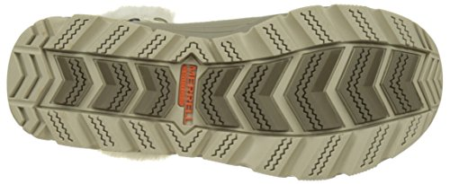 Merrell Damen Thermo Vortex 8 Waterproof Trekking-& Wanderschuhe Grau
