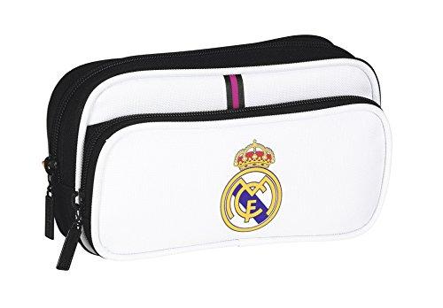 Real Madrid – Estuche portatodo con Bolsillo (SAFTA 811457602)