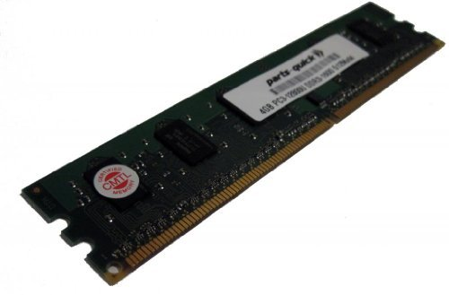 4GB Memory Upgrade for MSI Motherboard B85-G41 PC Mate DDR3 P3-12800 1600MHz NON-ECC Desktop DIMM RAM Upgrade (PARTS-QUICK BRAND)  available at amazon for Rs.8521