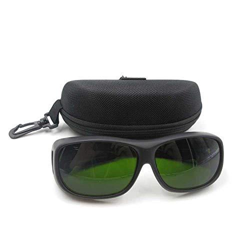AUED Laser-Schutzbrillen, IPL 1064nm Laserschutzbrillen, UV, Bügelbrillen für Patienten in IPL, für Haarentfernung Beauty-Arzt