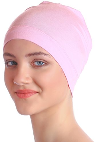 Krebs Chemotherapie Deresina Organic Pre-tie Ultraweiches Kopftuch Aus Baumwolle f/ür Haarverlust