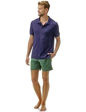 Vilebrequin Shirt Hombre - Polo en piqué de algodón