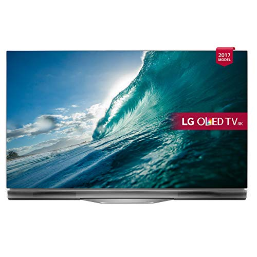 LG OLED65E7V 65-Inch 4K HDR Smart TV - Black