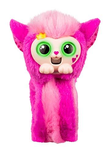 (Joyreap Small Live Pets Spielzeug, Spielzeug Plüsch Interaktive AFFE Wearable Little Live Haustiere Niedlichen Spielzeug, Handgelenk Spielzeug, Kinder Spaß Spielzeug)