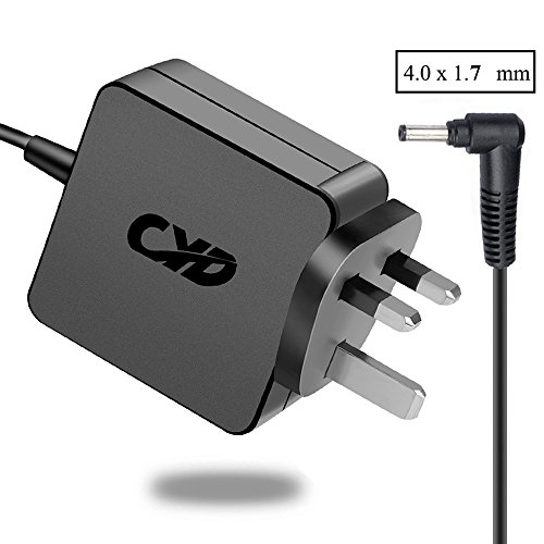 CYD 45W PowerFast-Replacement for Laptop-Charger Lenovo IdeaPad N22  80S60000US 80S60001US 80S60015US 80SF 80SF0000US 80SF001EUS 80VH0001US  80VH0004US