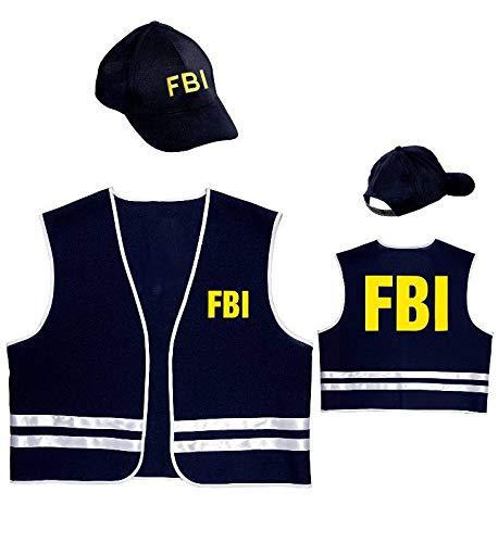 Fbi Agent Kostüm Herren - Widmann wdm58959-Kostüm Agent FBI, blau,