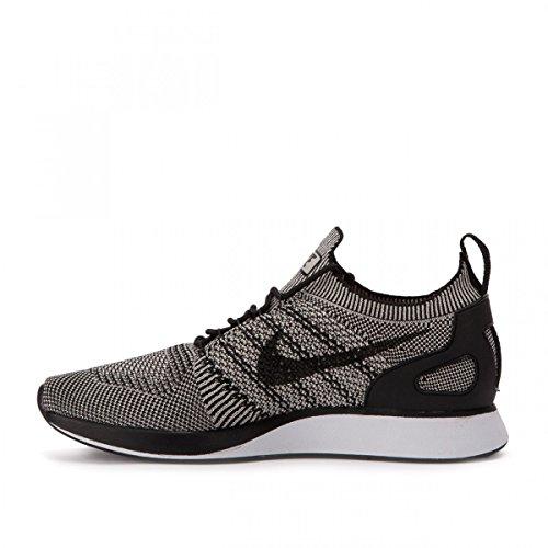 Preisvergleich Produktbild Nike Men's Air Zoom Mariah Flyknit Racer,  PALE GREY / BLACK-SOLAR RED,  7.5 M US