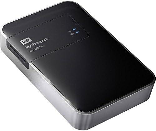 Western Digital 2TB Wireless Portable External Hard Drive
