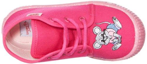 Superfit Bully 10025063 Mädchen Hausschuhe Pink (pink 63)