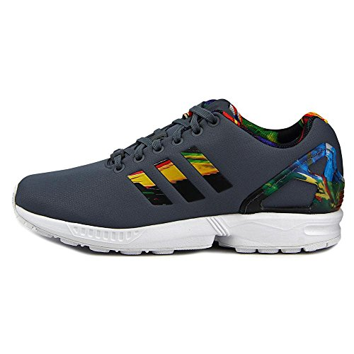 Adidas Zx Flux Textile Turnschuhe Ltonix/ Ltonix/Red Onypal/Onypal/Rouge