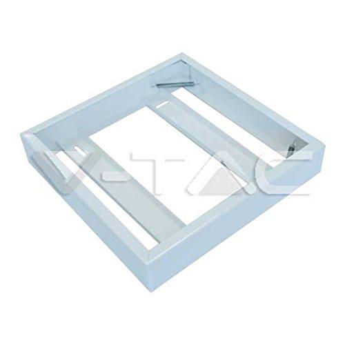 V-TAC Gehäuse für externe Montage 600 x 600 mm (Einbauleuchten-gehäuse-kit)