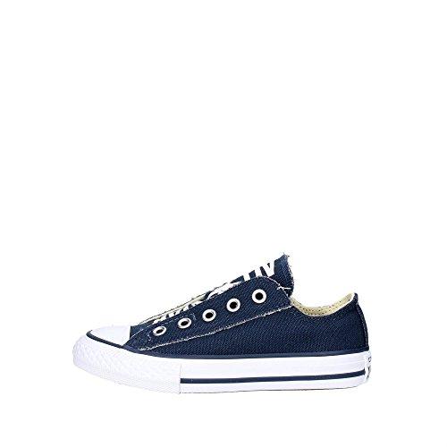 Converse 356854C Slip-on Chaussures Garçon Bleu Marine
