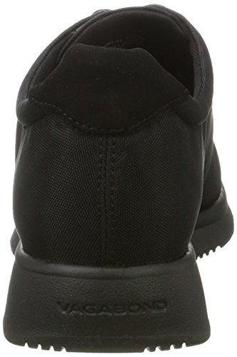 Vagabond Cintia, Sneaker Basse Donna Nero (Black/Black)