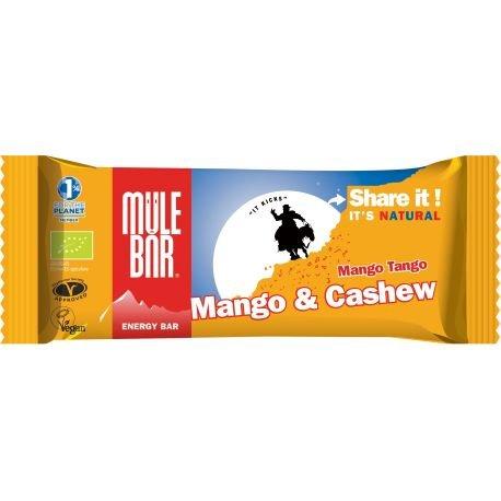 Barre énergétique Mango Tango Bio - 40 g